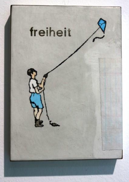 Jan M. Petersen | freiheit (Drachensteigen)