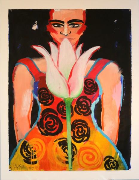 Elvira Bach: Frühling, 2005 | Original