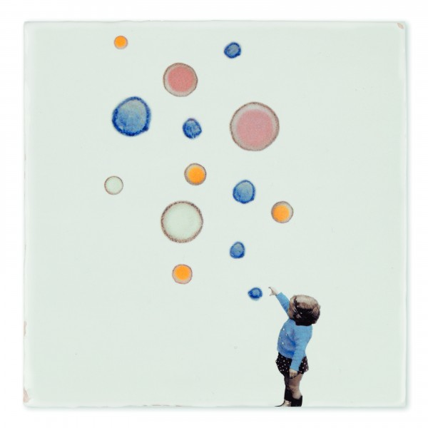 Catching Bubbles : StoryTiles