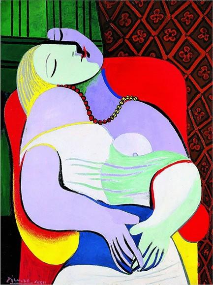Pablo Picasso | Der Traum, 1932