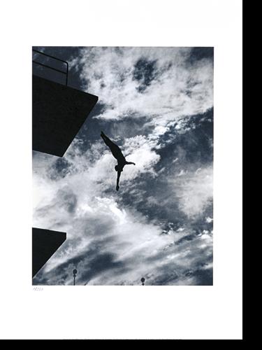 Leni Riefenstahl | Olympia, 1936: Sprung vom 10-Meter-Turm