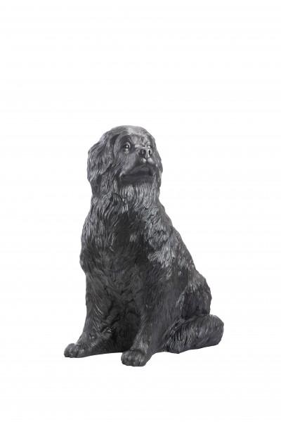 Ottmar Hörl: Wagners Hund Russ, 2004 (bronze)
