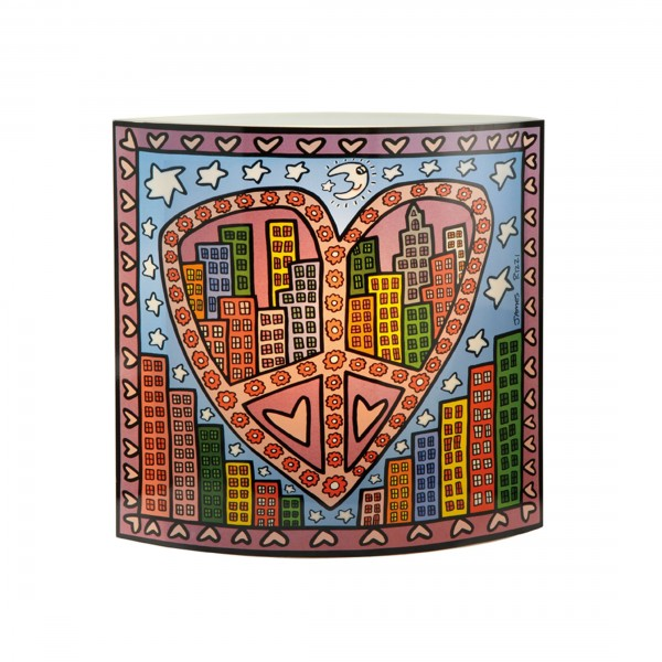 James Rizzi: City Lights - Lampe