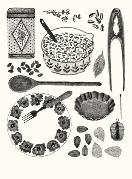 Lieke van der Vorst : Kookgerei