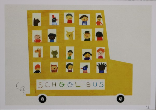 Blanca Gómez | School Bus