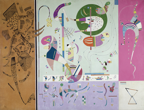 Wassily Kandinsky | Parties Diverses, 1940