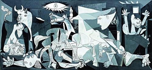 Pablo Picasso | Guernica, 1937