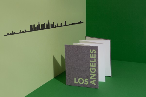 Los Angeles I Silhouette