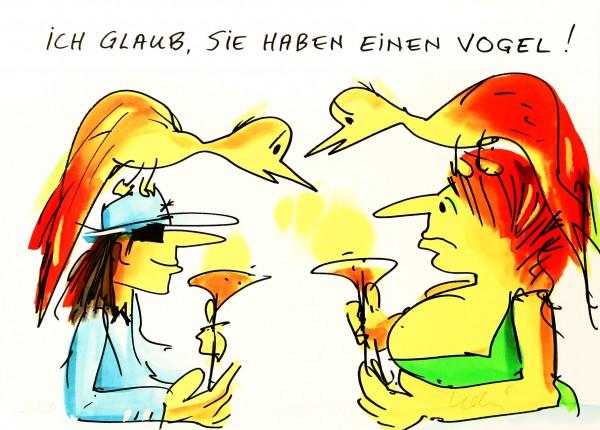 Udo Lindenberg | Ich glaub, Sie haben einen Vogel!