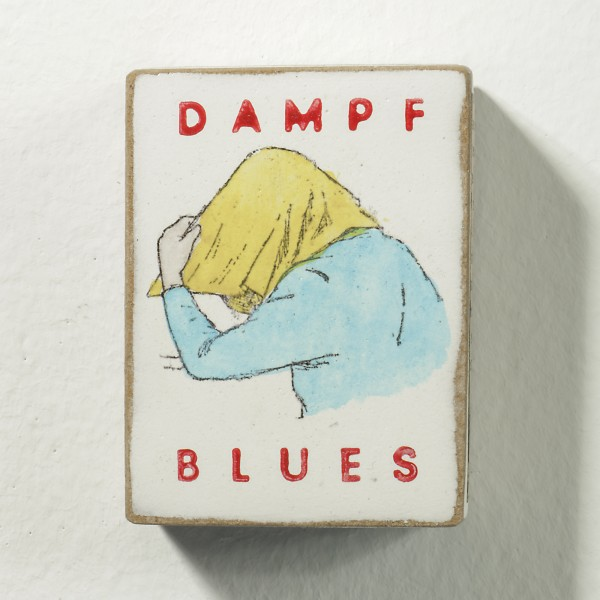 Kati Elm: dampf blues, 2018