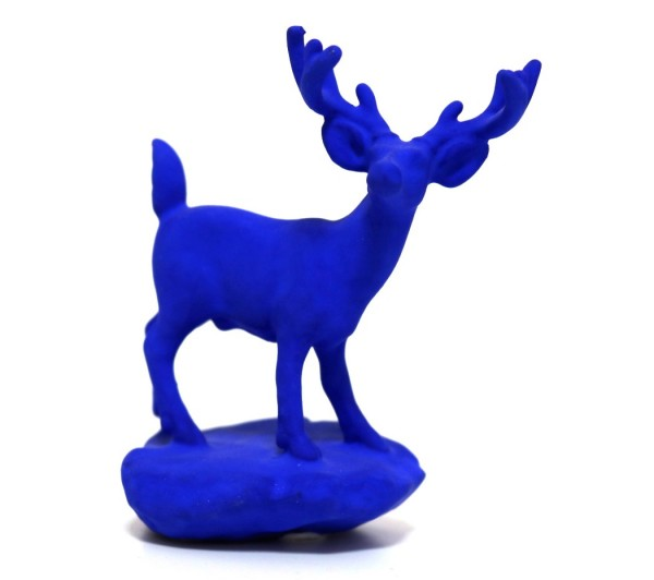 Jo Mazzoni | Hirsch | Skulptur | signiert